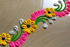 Rangoli-border-designs-with-flowers-1
