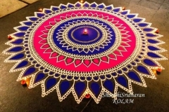 Rangoli-Design-With-Colors-1