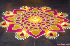 Rangoli-Design-With-Colors-10