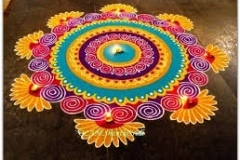 Rangoli-Design-With-Colors-11