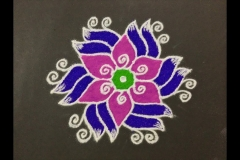Rangoli-Design-With-Colors-13