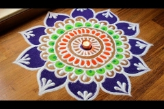 Rangoli-Design-With-Colors-3
