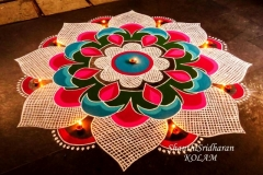 Rangoli-Design-With-Colors-9