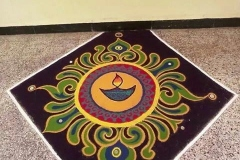 rangoli-designs-for-diwali-free-hand