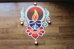 rangoli-designs-for-diwali-with-diya-4