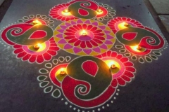 rangoli-designs-for-diwali-with-diya-6