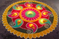 rangoli-designs-for-diwali-with-diya-7