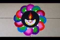 rangoli-designs-for-diwali-with-diya-8