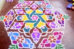 Rangoli-designs-for-diwali-with-dots-2