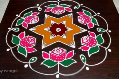 Rangoli-Designs-for-Pongal-With-Dots-14