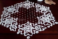 Rangoli-Designs-for-Sankranthi-With-Dots-1