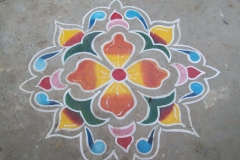 Rangoli-Designs-for-Sankranthi-With-Dots-6