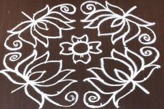 Rangoli-Designs-for-Sankranthi-With-Dots-9