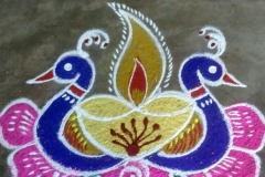 Rangoli-designs-for-sankranthi-without-dots-13