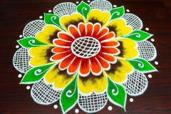 Rangoli-designs-for-sankranthi-without-dots-3