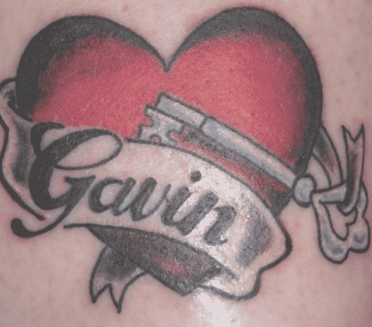 Tattoo Designs With Love Theme: